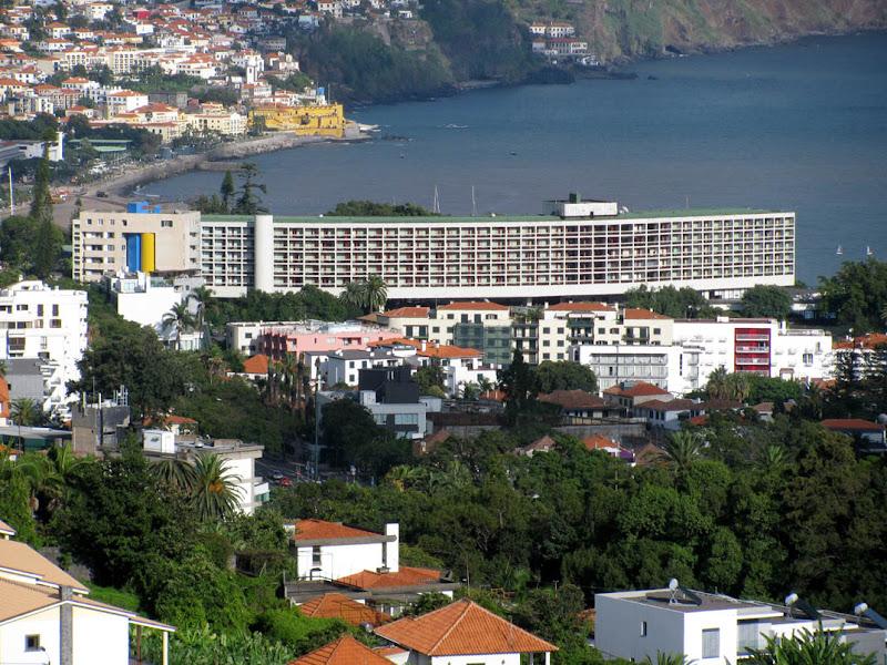 Hotel designed by Oscar Niemeier