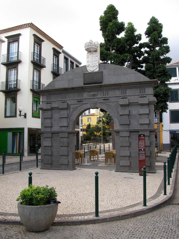city door