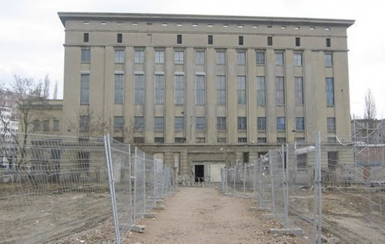 Berghain / Panorama Bar - Berlin