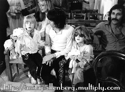 Anita Pallenberg Keith Richards Daughters Wedding.Diet Coke And Sympathy My Marriage Ended On My Wedding Day