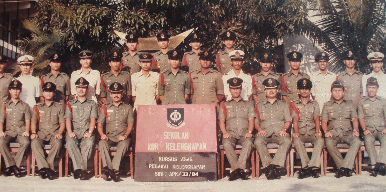 Putera Lapis Mahang My Military Life Af 035 My Poor