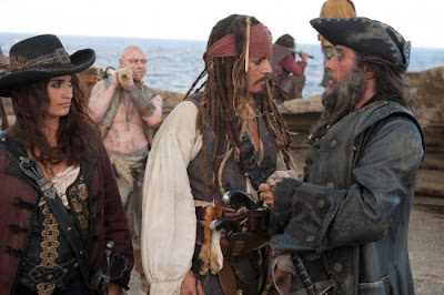 Piratas del Caribe En mareas misteriosas película