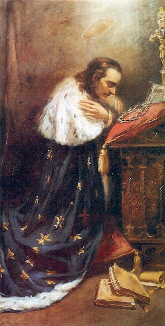 San Luis Rey de Francia, Joaquín Sorolla