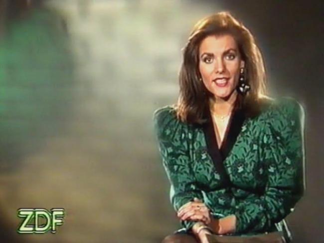 Birgit Schrowange Tv Moderatorin 2010