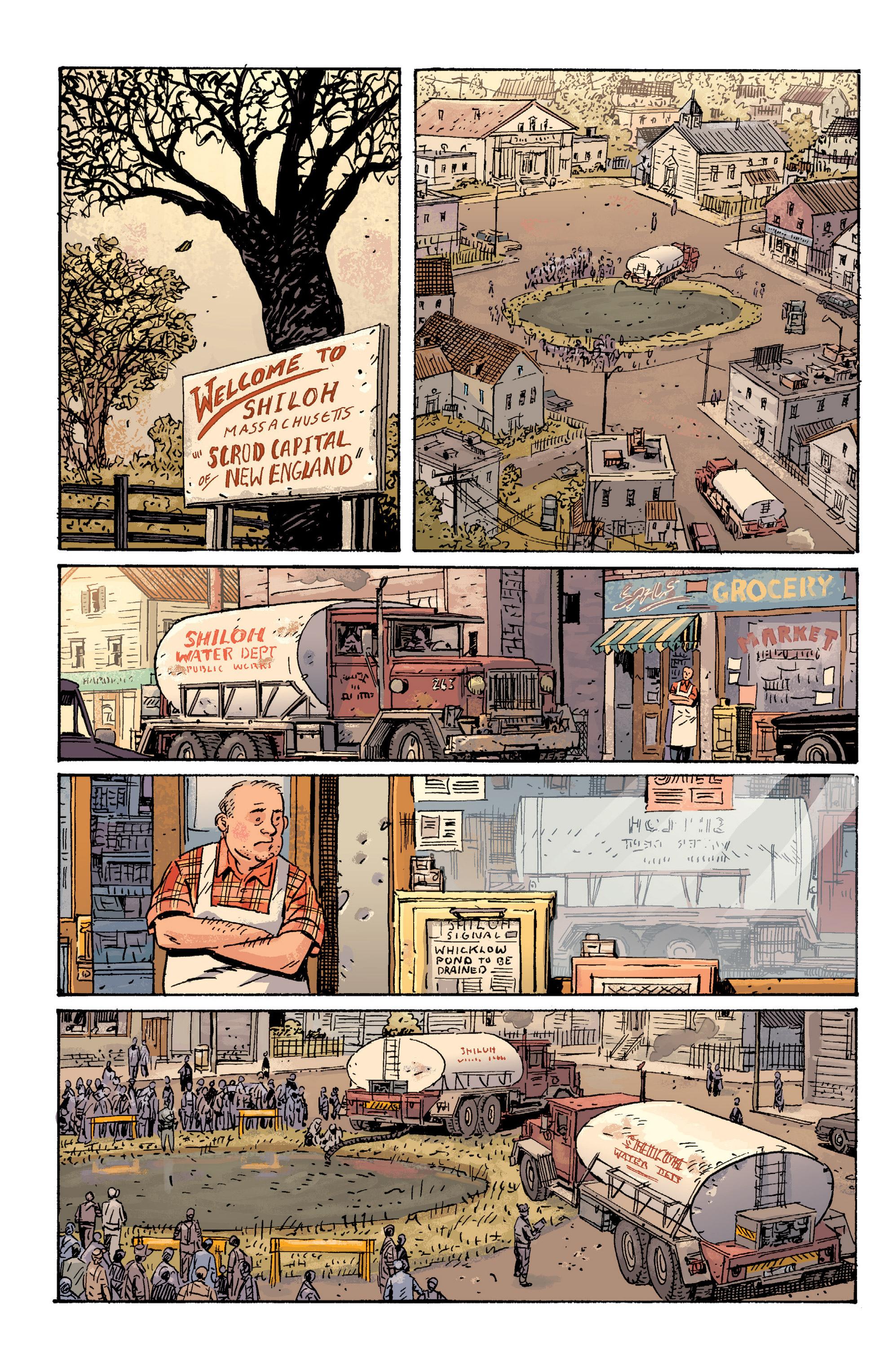 Read online B.P.R.D. (2003) comic -  Issue # TPB 2 - 36