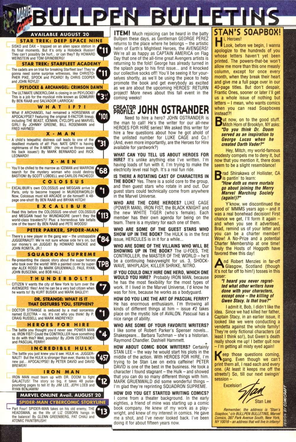 Read online Alpha Flight (1997) comic -  Issue #3 - 23