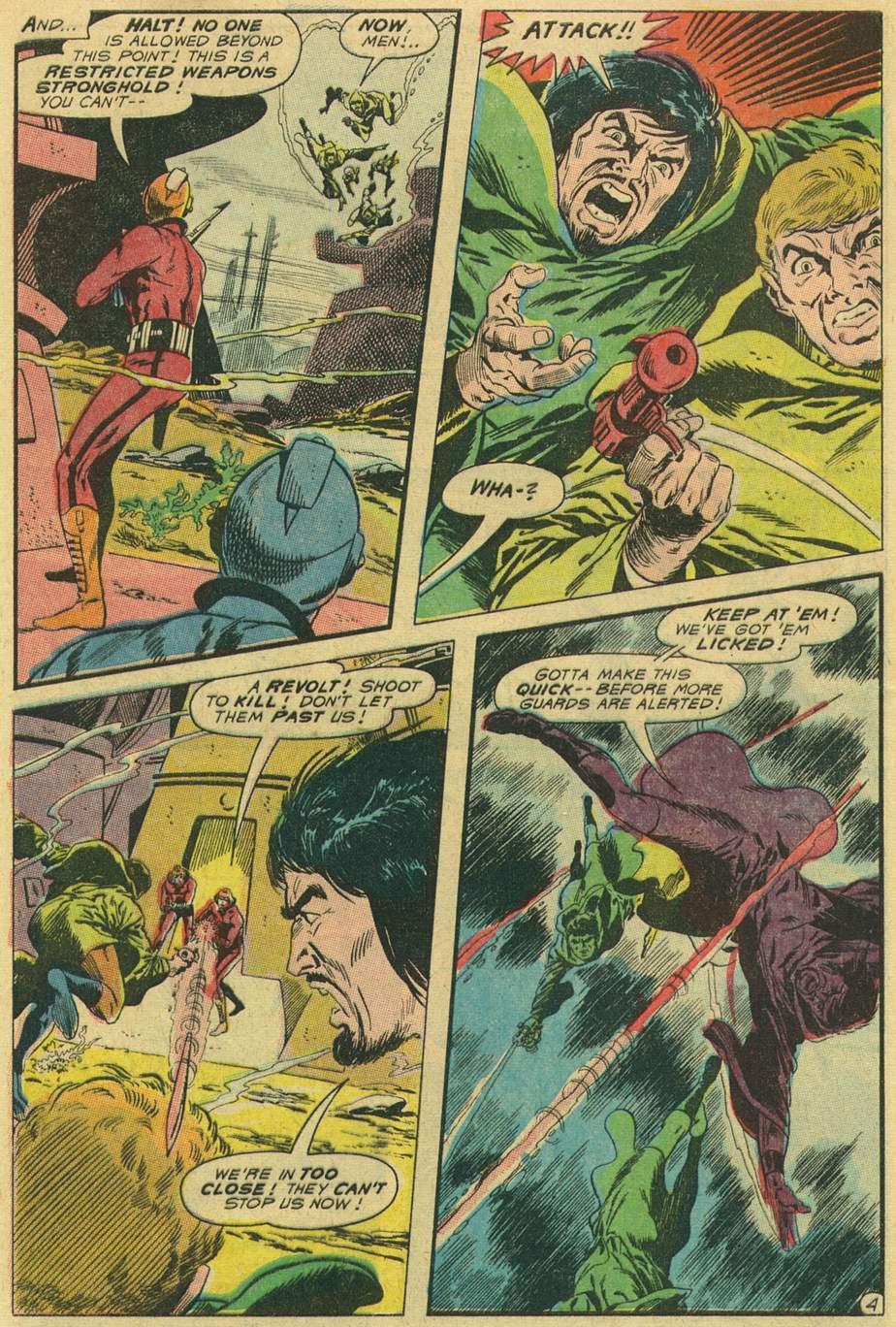 Read online Aquaman (1962) comic -  Issue #47 - 6