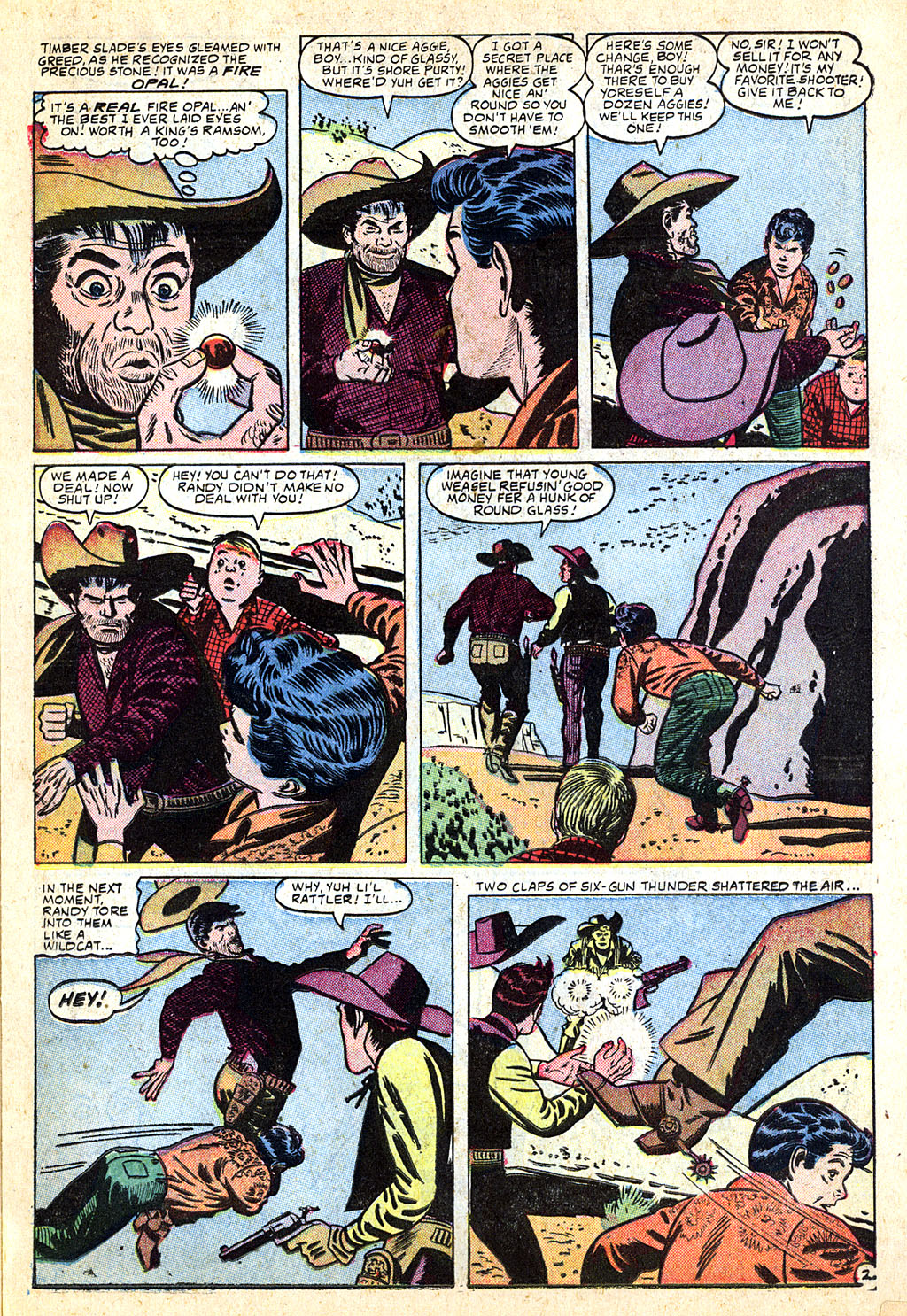 The Rawhide Kid (1955) issue 4 - Page 11