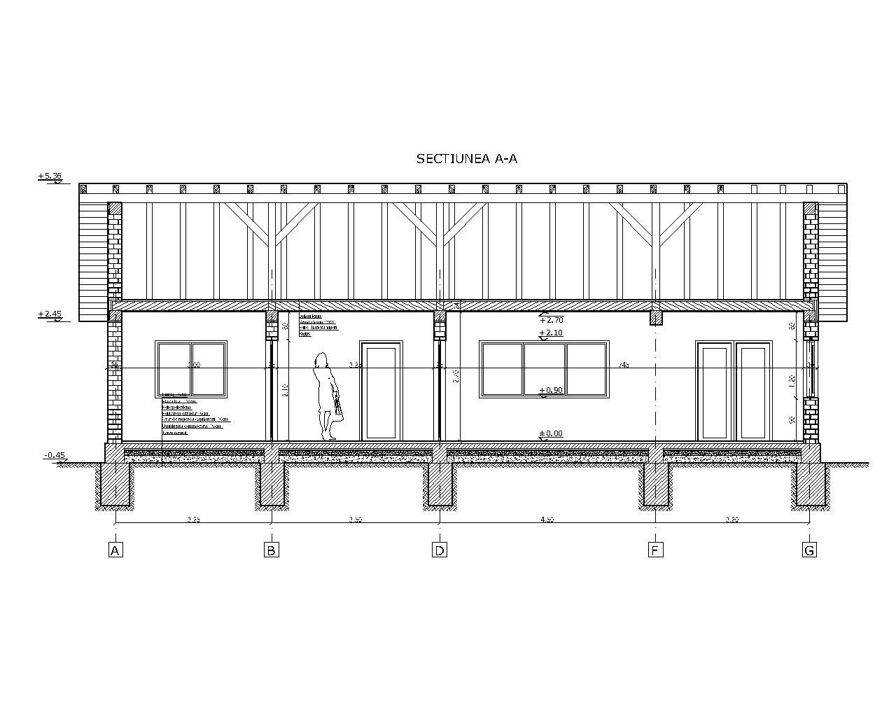 Constructia Unei Case Parter Din Caramida