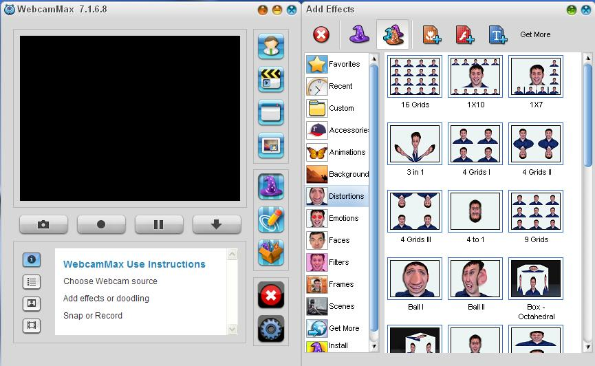 Webcam max camera for pc download free