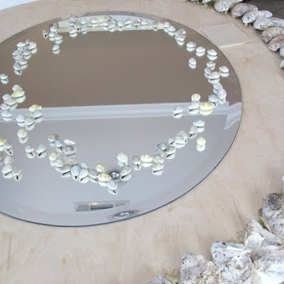 Oyster Shell Art Projects