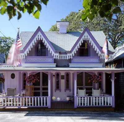 Oak Bluff Victorian Cottage