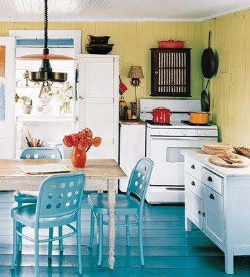 beach bungalow interiors