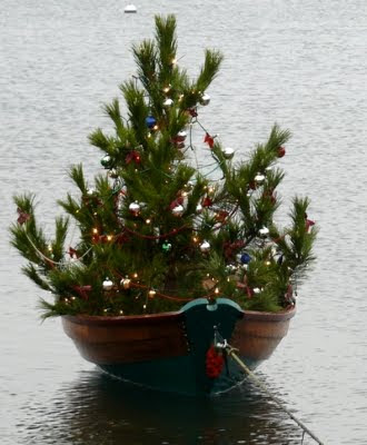 Nantucket Christmas Tree