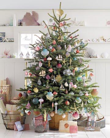 Christmas tree by Martha Stewart