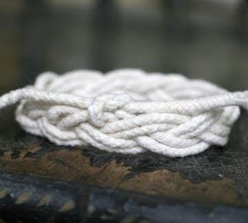 make sailors knot bracelet