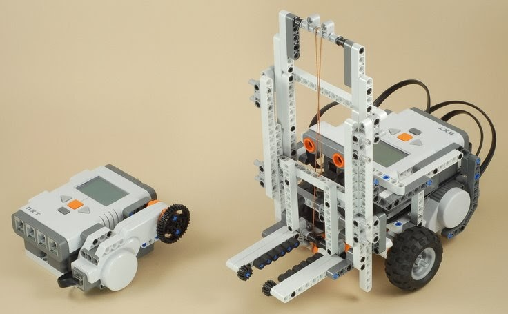 NXT Dial Remote Control | The NXT STEP is EV3 - LEGO® MINDSTORMS® Blog