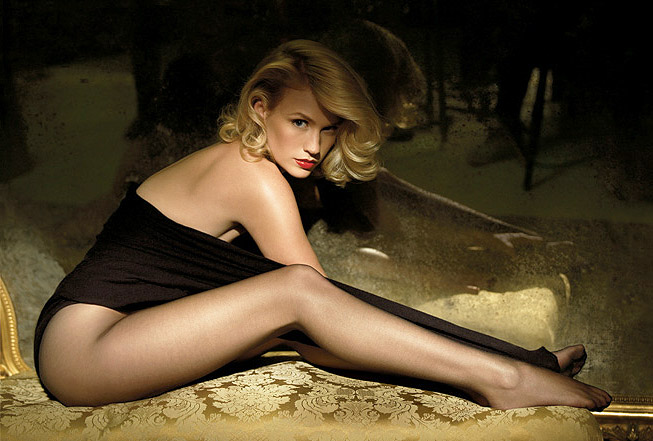 Recommend january jones photos pantyhose right