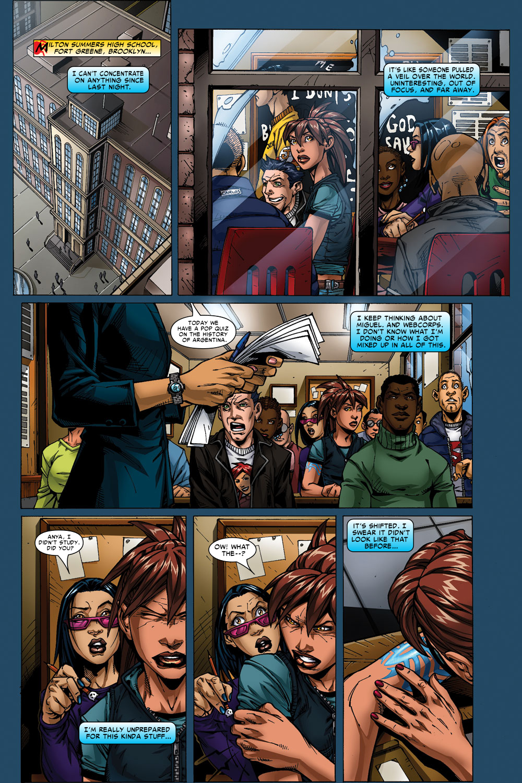 Read online Amazing Fantasy (2004) comic -  Issue #4 - 10