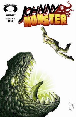 Johnny Monster #1