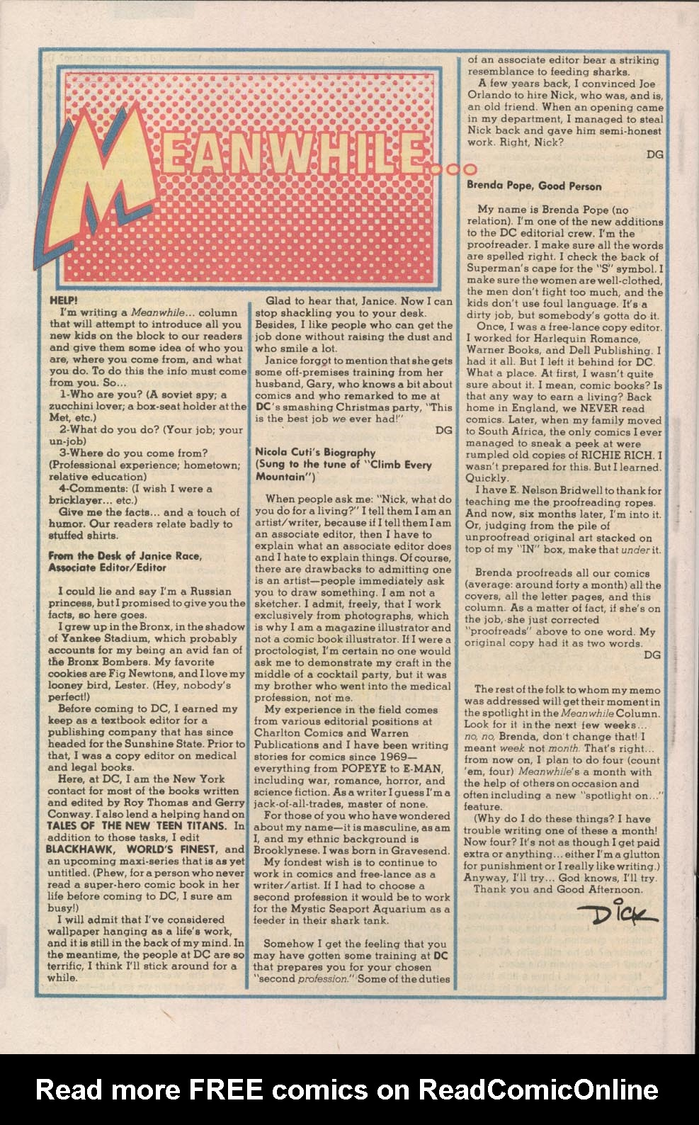 Read online Atari Force (1984) comic -  Issue #7 - 27