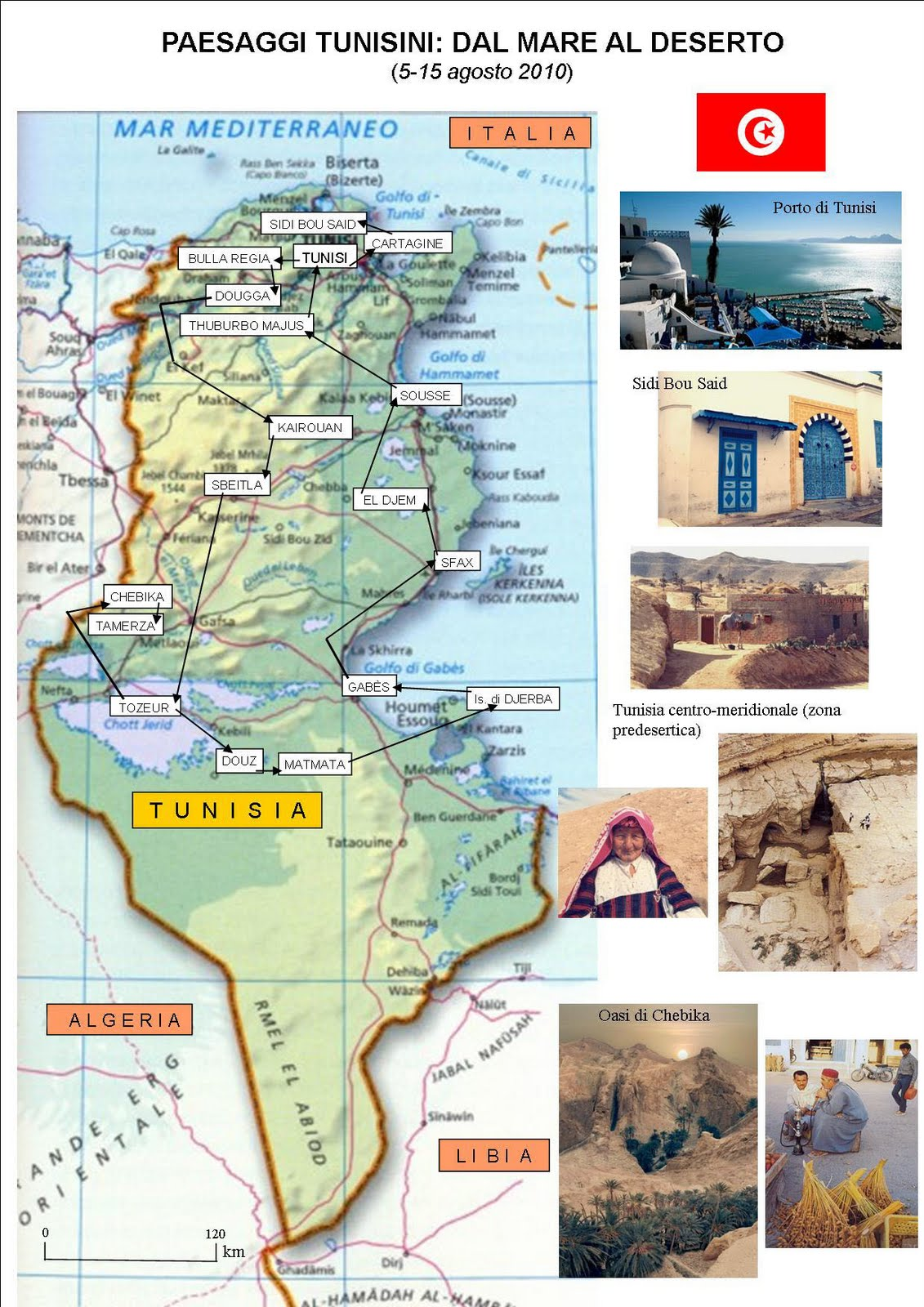 Mappa Muta Gratuita Medio Oriente Mappa