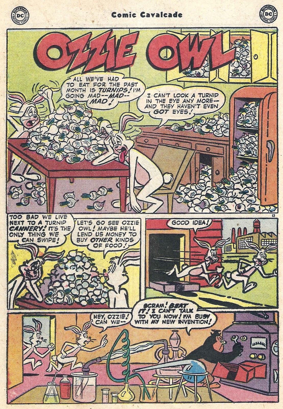 Comic Cavalcade issue 56 - Page 48