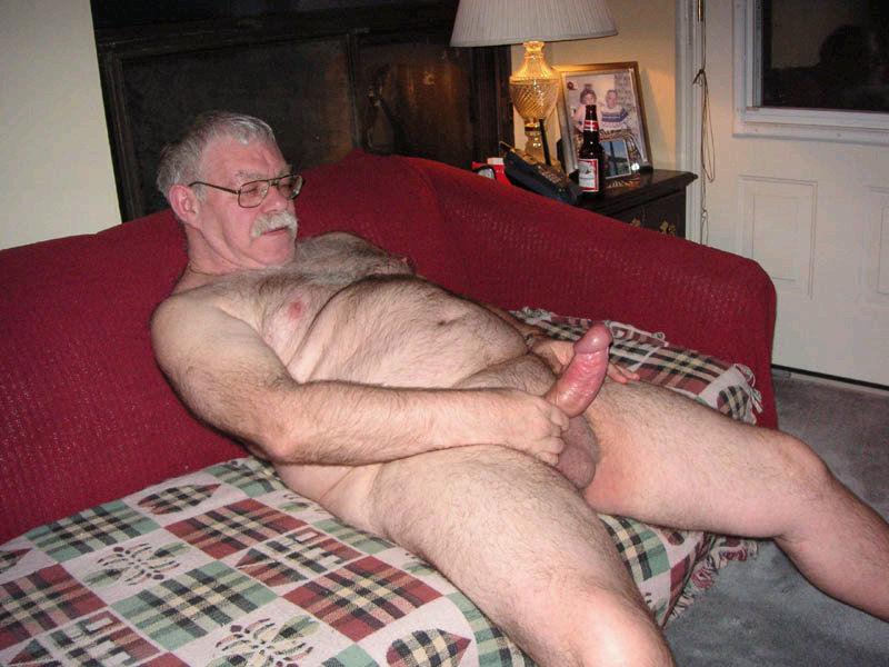 Horny Grandpa 104