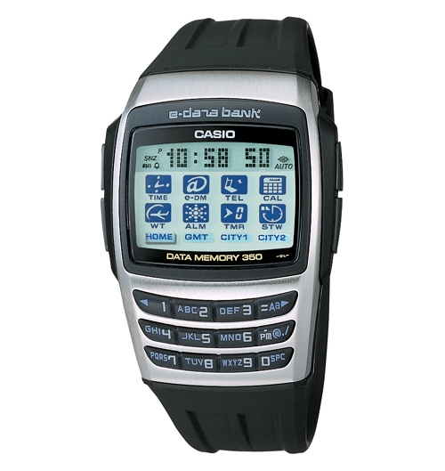 4911ac5e5fdc En conclusión el Casio Databank EDB 610 es un reloj discreto pero cargado  de tecnología para tus actividades diarias en la escuela o en tu trabajo.