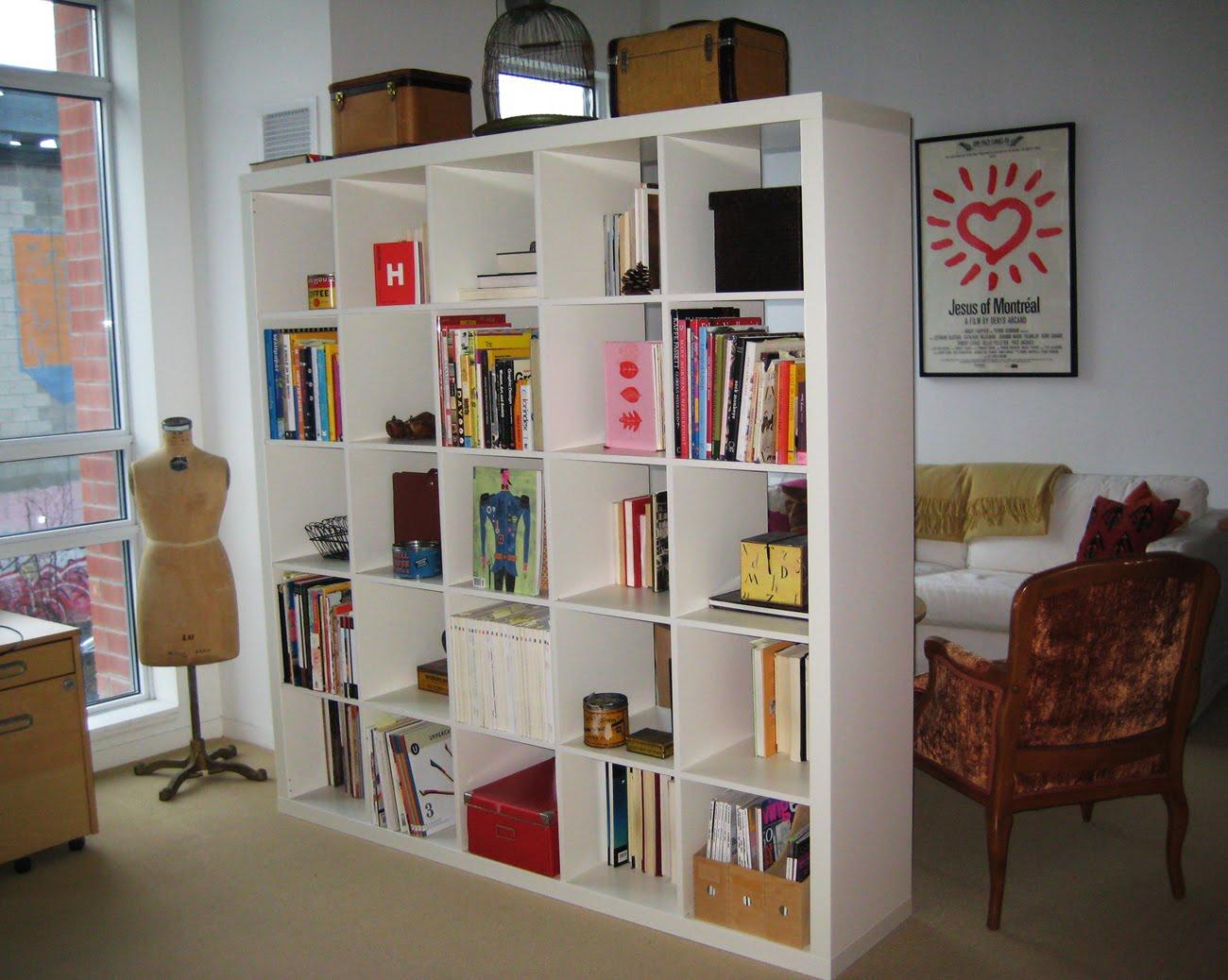 Alanna Cavanagh I Heart My Expedit Bookcase