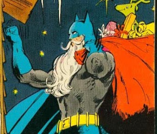 El christmas batman pictures