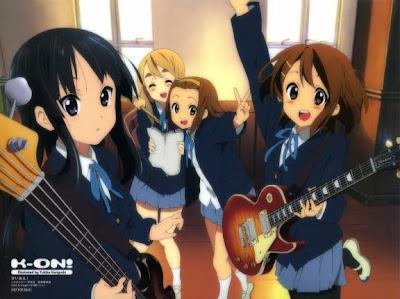 K On Season 1 Subtitle Indonesia Completed 13 OVAType TV SeriesEpisodes 14 EpisodeStatus CompletedGenres Comedy Music School