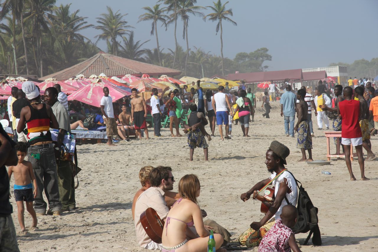 beaches in Ghana, beaches in Accra, beaches out of Accra, labadi beach