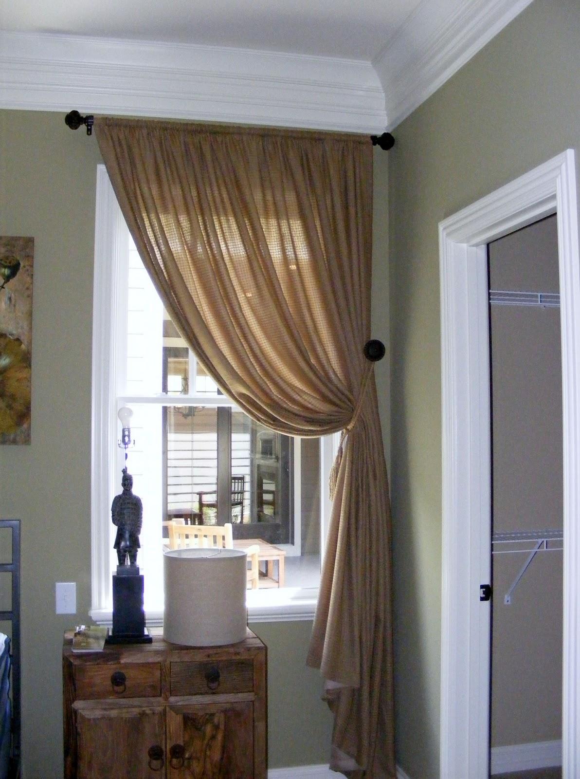 Adorn Design's Blog: Drapery Ideas on Draping Curtains Ideas  id=11623
