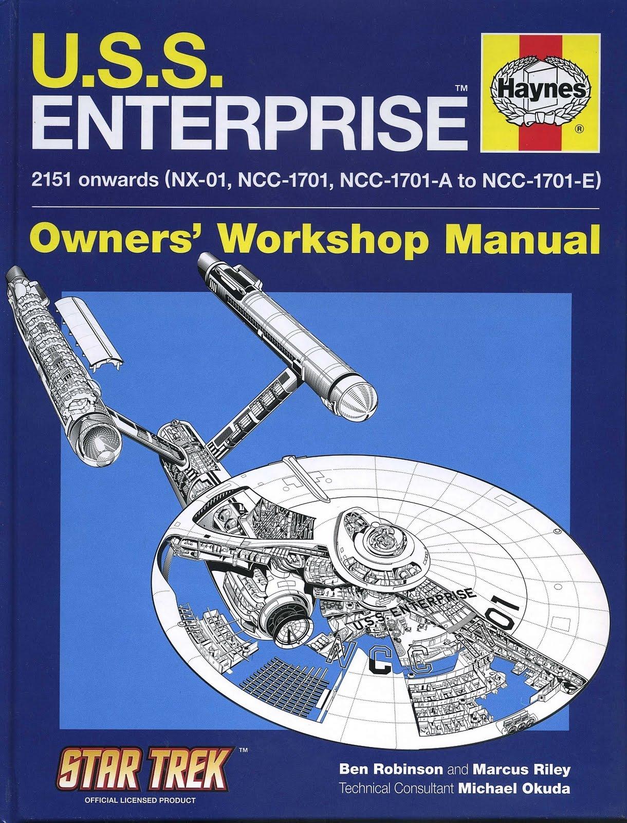 transpress nz uss enterprise owners manual