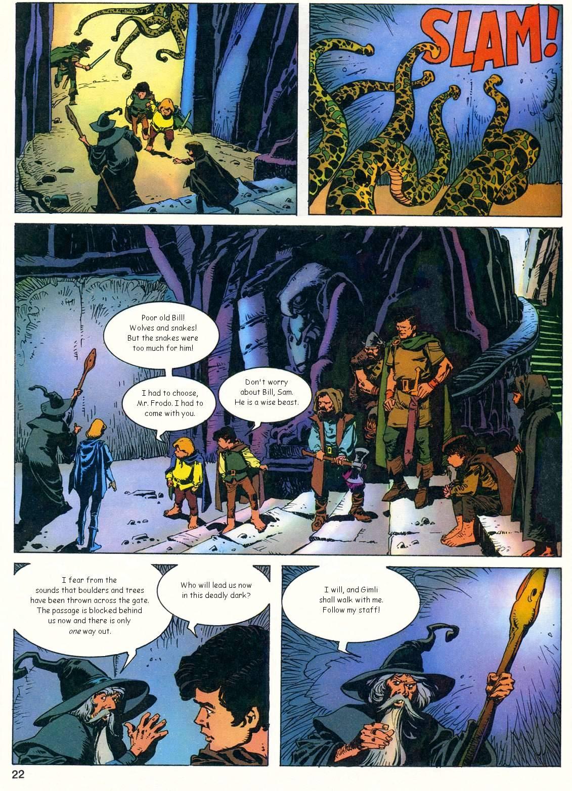 El Señor de los Anillos issue 2 - Page 19
