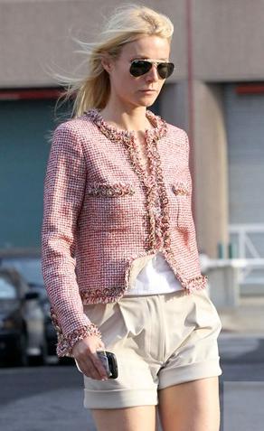 ed71fb6f9d17 lalaforfashion: Economize vs Fantasize: Chanel-inspired tweed jacket