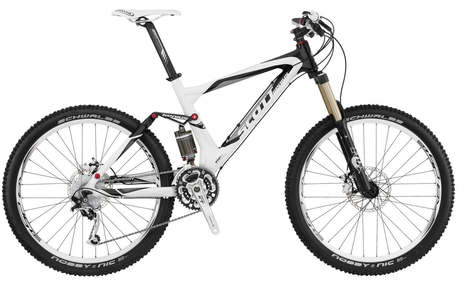 Todo-Bicicletas: Bicicleta Scott Genius 20