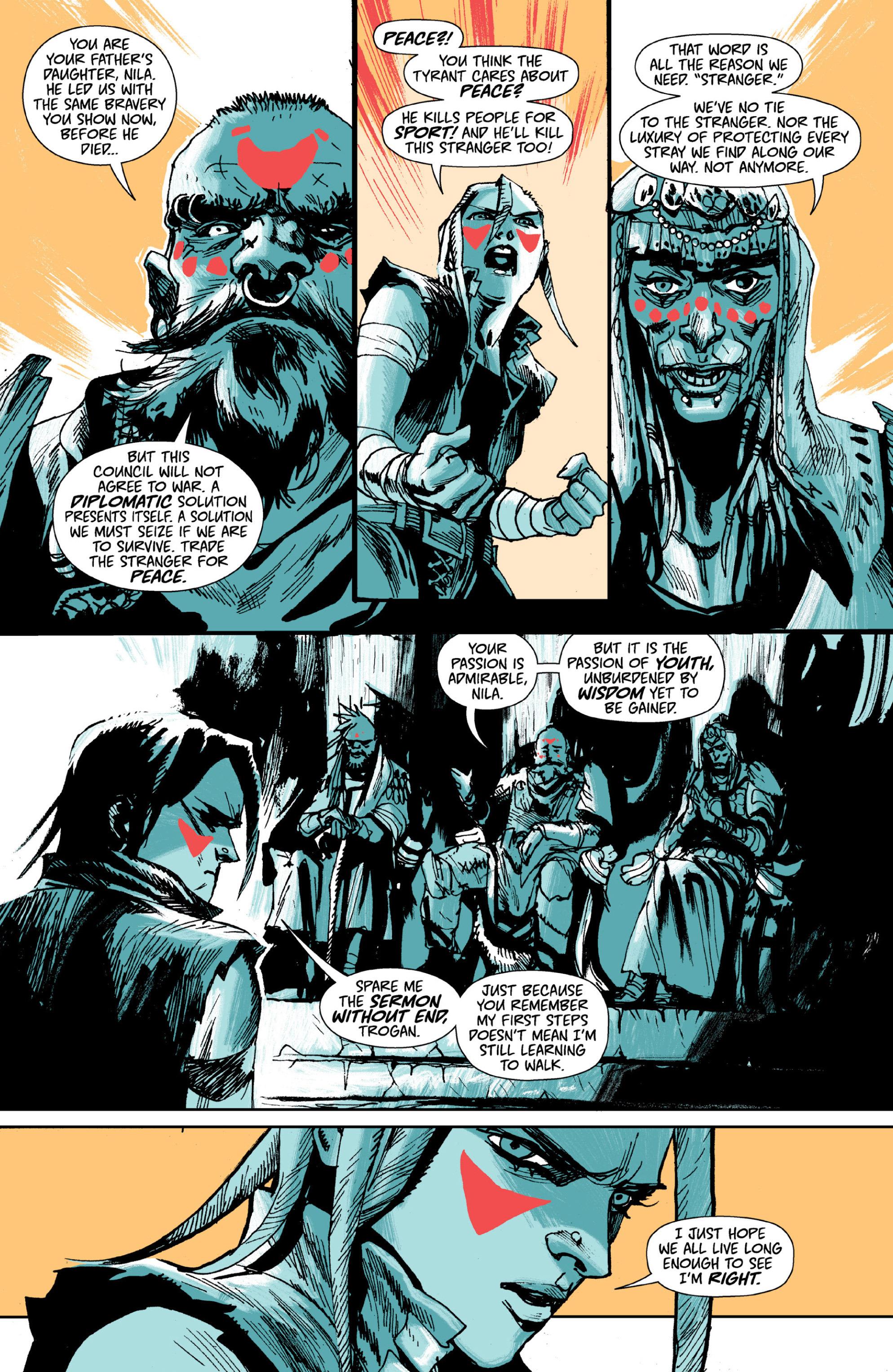 Read online Ei8ht comic -  Issue # TPB - 42