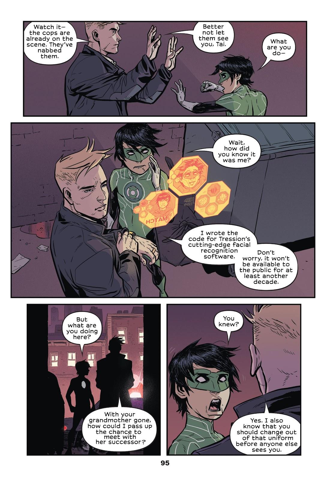 Read online Green Lantern: Legacy comic -  Issue # TPB - 93