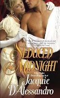 Guest Review: Seduced at Midnight by Jaquie D'Alessandro