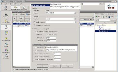 How Some Companies Do Support : Configure RDP Port