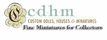 Custom Dolls, Houses and Miniatures