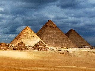 Egypt Cradle Of Civilization The Giza Necropolis