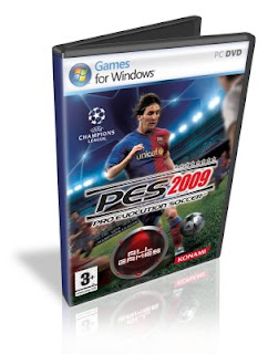 Pro Evolution Soccer 2009 PC GAMERIP COMPLETO