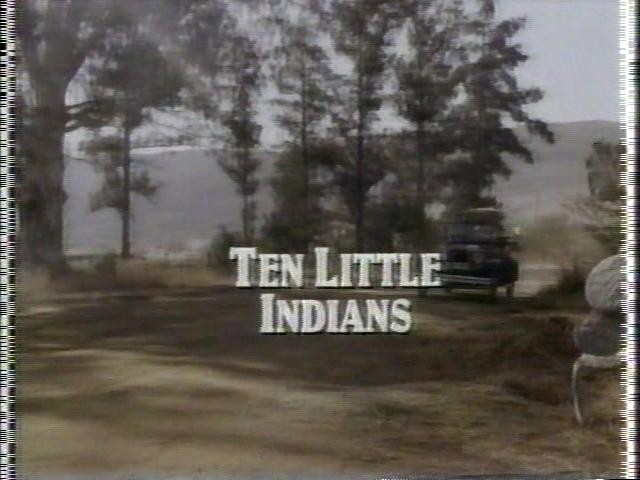 agatha christie ten little indian pdf