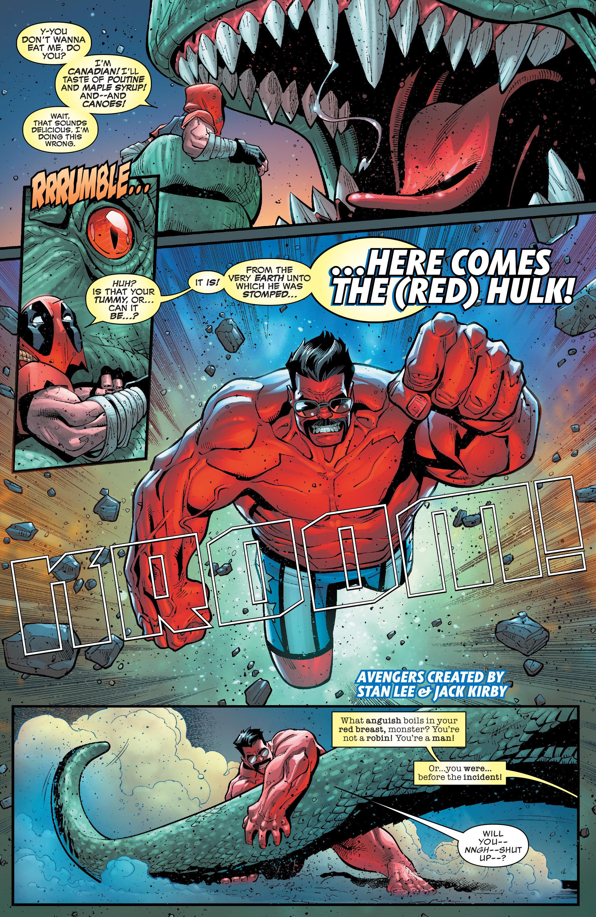 Read online U.S.Avengers comic -  Issue #4 - 19
