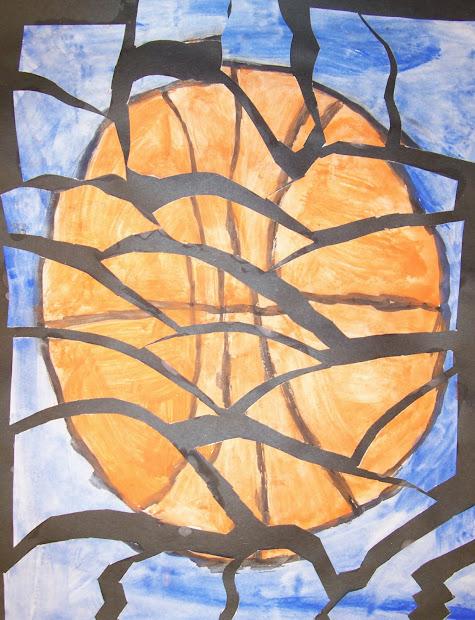 Weber' Art Class Abstract -representational