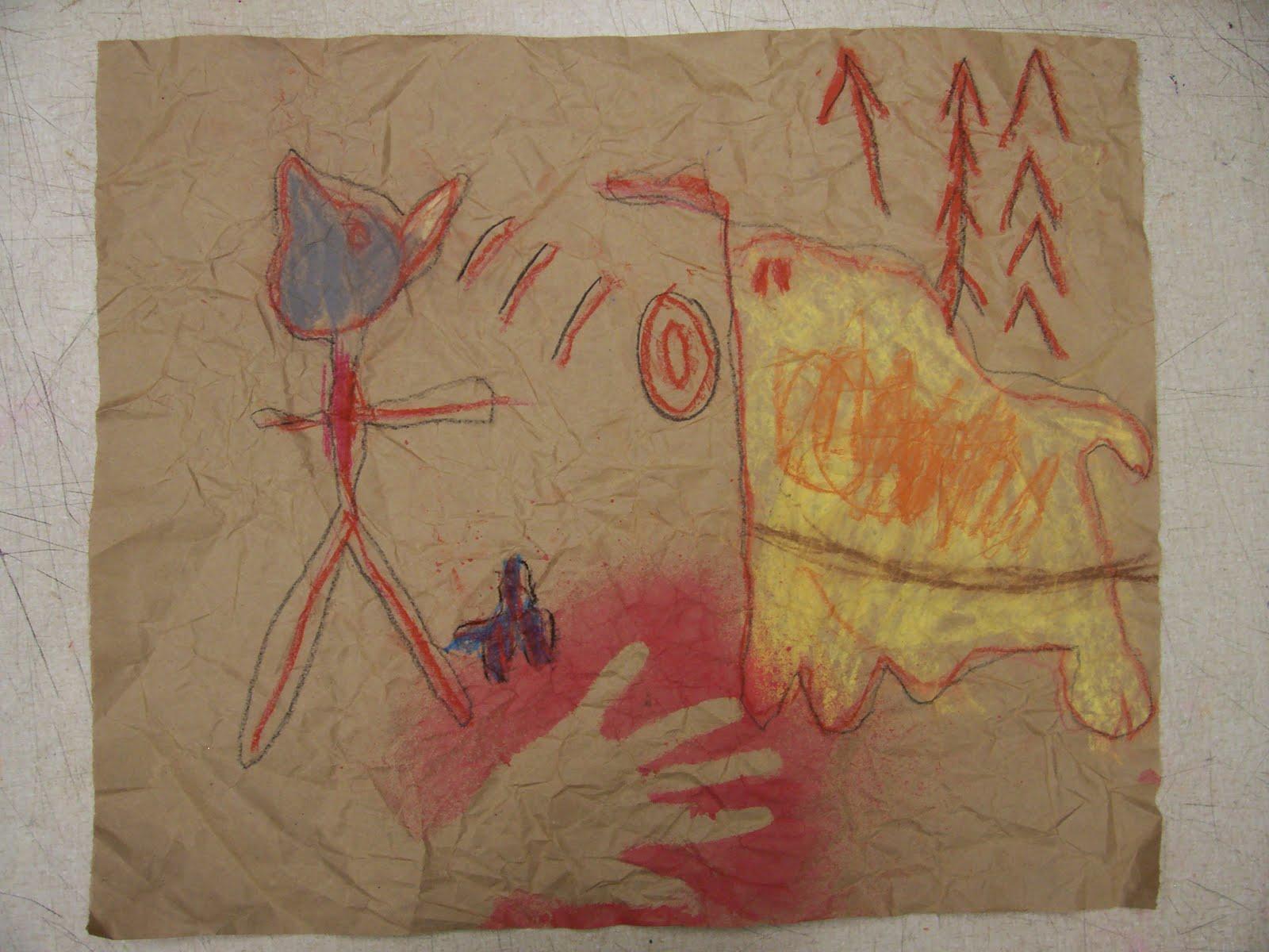 Mrs Weber S Art Class Pre Historic Art