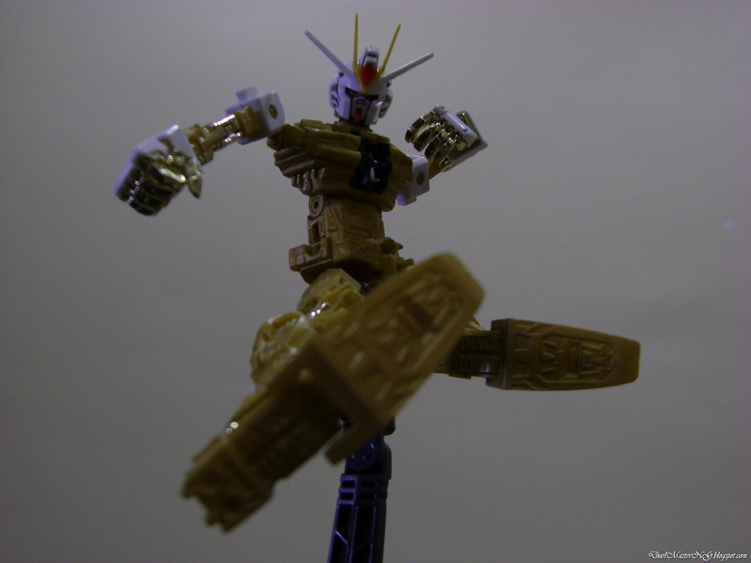 DuelMasterNG Gunpla: MG Strike Freedom Full Burst Mode (Gao Gao)
